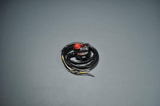 MRS-H75-F13 CB750 Starter Lighting Red Kill Switch