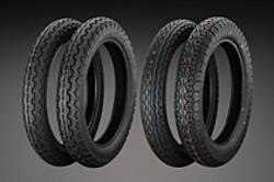 12-121  Dunlop F11 325x19 Front tire