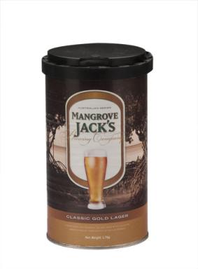 Mangrove Jack's Australian Series Classic Gold Lager - Sgl