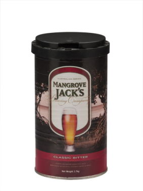 Mangrove Jack's Australian Series Classic Bitter - Sgl