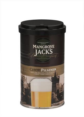 Mangrove Jack's International Czech Pilsener  1.7kg - Single