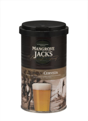 Mangrove Jack's International Mexican Cerveza 1.7kg - Single