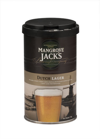 Mangrove Jack's International Dutch Lager - 1.7kg - Single