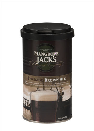 Mangrove Jack's Tyneside Brown Ale - 1.7kg - Single