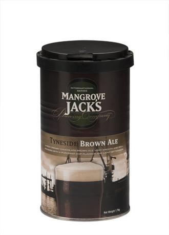 Mangrove Jack's Tyneside Brown Ale - 1.7kg - Single