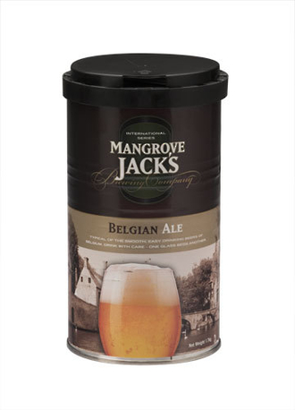 Mangrove Jack's International Belgian Ale 1.7kg