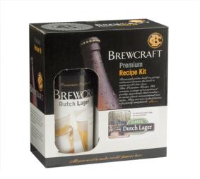 BC Beer Recipe: Classic Dutch Lager