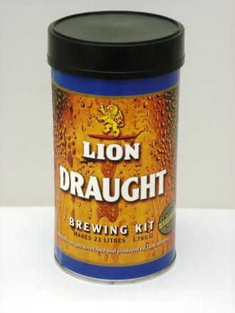 Lion Draught 1.7kg