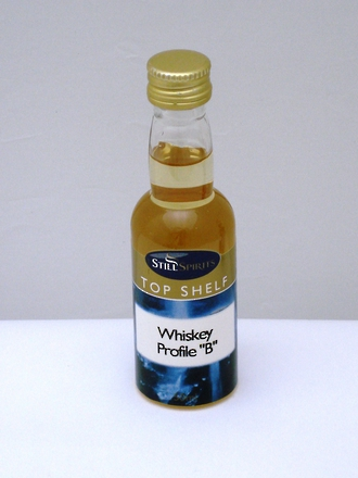 "TS Whiskey Profile ""B"""