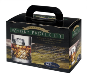 Premium Whiskey Profile Kit