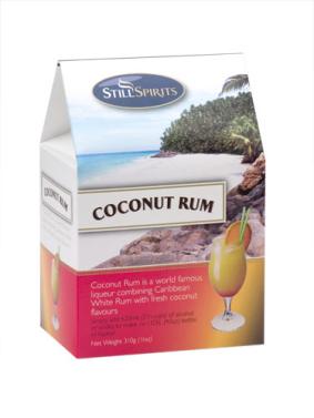 Top Shelf Coconut Rum Liqueur Kit