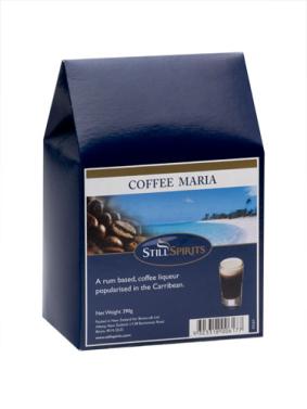 Top Shelf Coffee Maria Liqueur Kit *NEW*