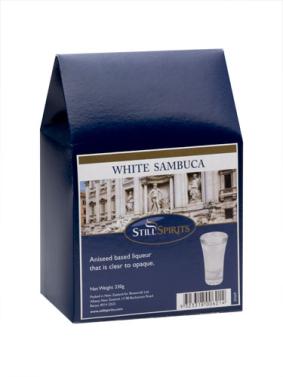 Top Shelf White Sambuca Liqueur Kit