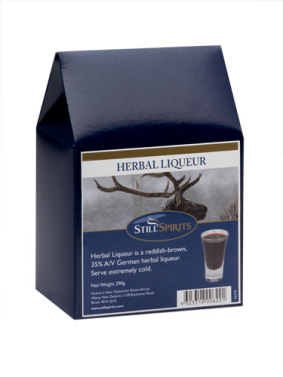 Top Shelf Herbal Liqueur Kit