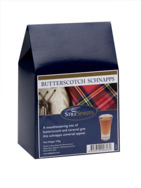 Top Shelf Butterscotch Schnapps Liqueur Kit