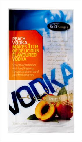 Still Spirits Peach Vodka 1L Sachet