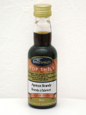 Top Shelf Apricot Brandy