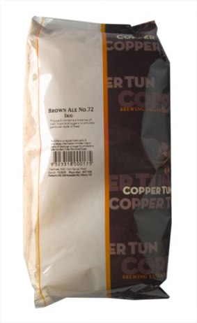 Beer Enhancer Brown Ale No.72