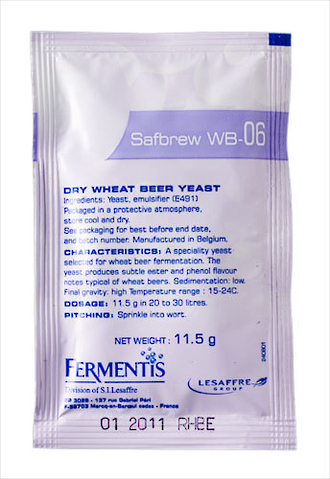 Safbrew WB-06 (Wheat)