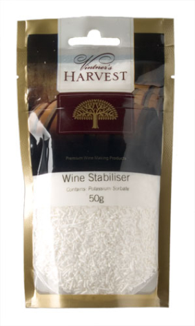 Vintner's Harvest Potassium Sorbate 50g (Wine Stabiliser)