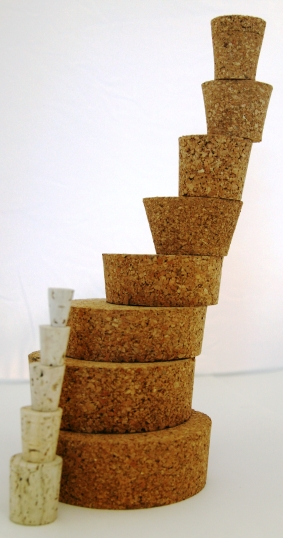 Tapered Corks 102 mm