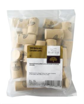 Vintner's Harvest VHN Nomacorc Extruded Corks, Bag 30