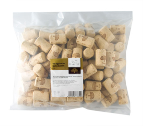 Vintner's Harvest VHA Agglomerate Corks 38x24mm, Bag 100