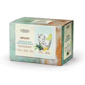 Distillers Artisan Gin Ingredient Kit