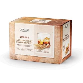 Distillers Artisan Whiskey Ingredient Kit