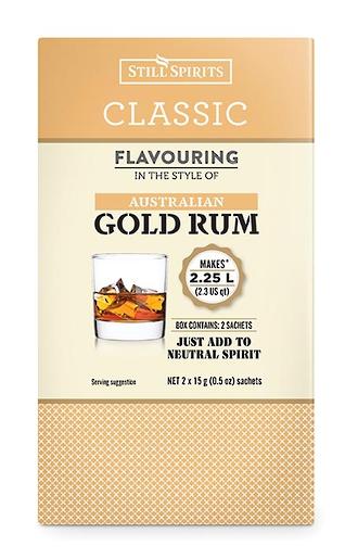 """Classic """"Australian Gold Rum"""""""