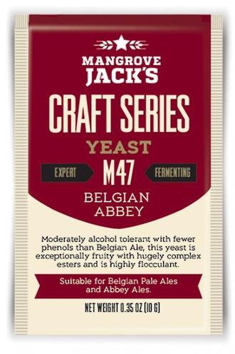 "Mangrove Jack's ""Belgian Abbey"" M47"