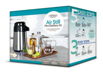 Turbo Air Still Mini Distillery Kit