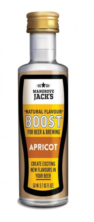 Mangrove Jack's Apricot Boost