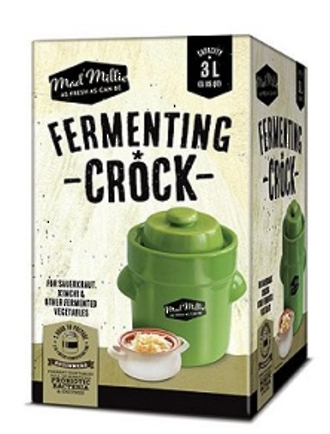 "Mad Millie ""Fermenting Crock"""