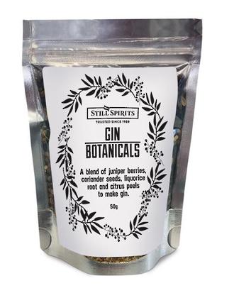Still Spirits London Dry Gin Botanical Kit