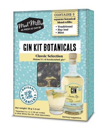 Gin Kit Botanicals