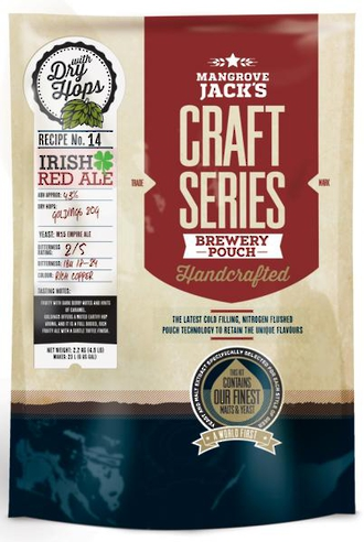 "Mangrove Jack's Craft Series ""Irish Red Ale"""