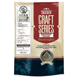M/J Craft Series Irish Stout with Golding Hops 2.2kg