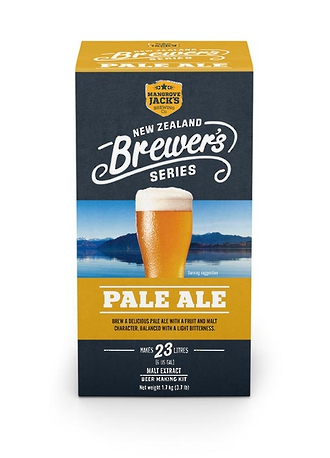 NZ Brewer's Series Pale Ale