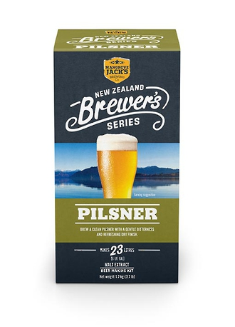 NZ Brewer's Series Pilsner
