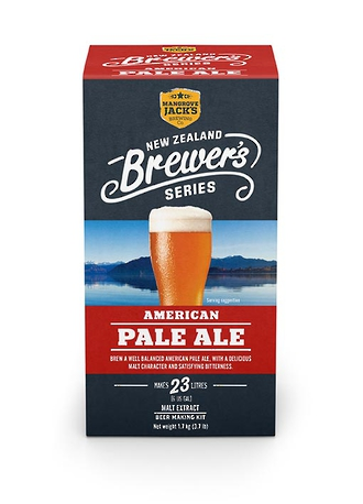 NZ Brewer's Series American Pale Ale