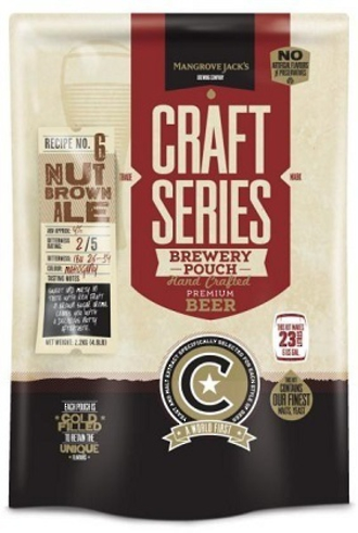 "Mangrove Jack's Craft Series ""Choc Brown Ale"" 2.2kg"