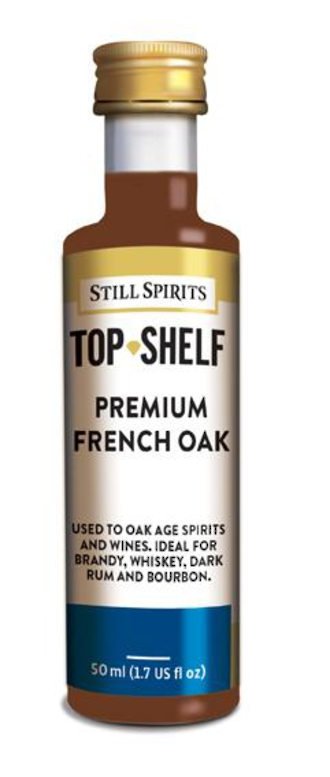 Top Shelf Premium French Oak