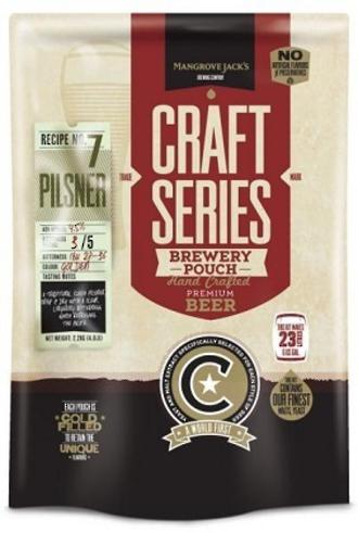 "Mangrove Jack's Craft Series ""Pilsner"" 2.2kg"