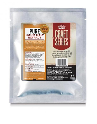 Pure Liquid Malt Extract 1.5 kg Wheat