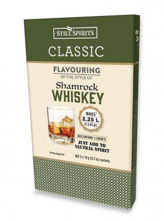 """Classic """"Shamrock Whiskey"""""""