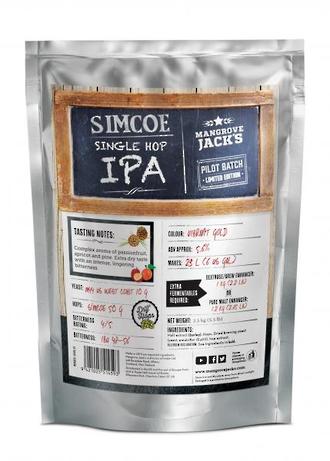 "Mangrove Jacks Craft Series ""Simcoe IPA"""