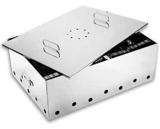 UFO Smoke Box