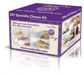 Mad Millie DIY Specialty Cheese Kit