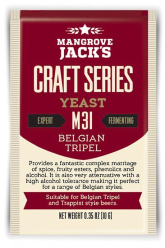 "Mangrove Jack's ""Belgian Tripel"" M31"